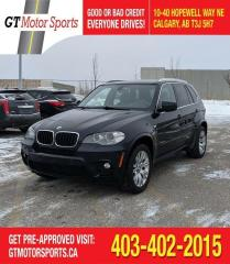 Used 2013 BMW X5 35i | M Package | $0 DOWN - EVERYONE APPROVED! for sale in Calgary, AB