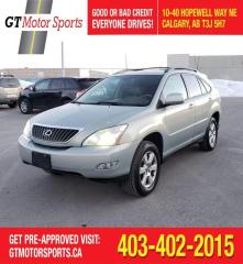Used 2009 Lexus RX 350   $0 DOWN - EVERYONE APPROVED! for sale in Calgary, AB