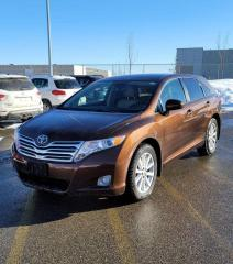 Used 2010 Toyota Venza | LEATHER | $0 DOWN - EVERYONE APPROVED! for sale in Calgary, AB