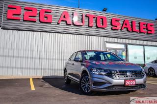 Used 2020 Volkswagen Jetta HIGHLINE|ACCIDENT FREE|BACKUP CAM|LEATHER\SUNROO for sale in Brampton, ON