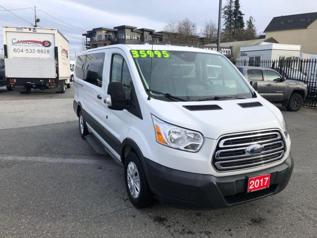 2017 Ford Transit 150 XLT 3.7L 275HP 6 SPD AUTO 8 PASS