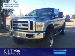 Used 2008 Ford F-350 SD LARIAT for sale in Medicine Hat, AB