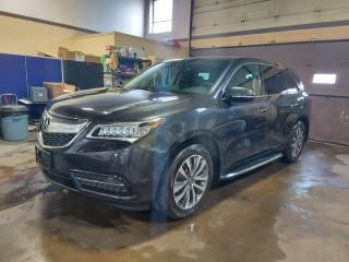 Used 2015 Acura MDX SH-AWD 4dr Nav Pkg/DVD/SUNROOF/NAVI/CAMERA/AWD for sale in North York, ON