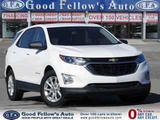 Used 2019 Chevrolet Equinox LS MODEL, 1.5L 4CYL, RAERVIEW CAMERA, HEATED SEATS for sale in Toronto, ON