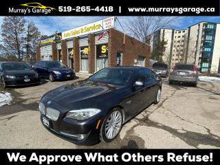 Used 2011 BMW 5 Series 550i xDrive for sale in Guelph, ON