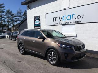 Used 2019 Kia Sorento 3.3L EX V6, 7PASS, LEATHER, HEATED SEATS, UNREAL DEAL!! PR for sale in Richmond, ON