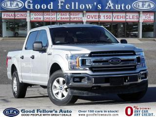 Used 2019 Ford F-150 XLT SUPER CREW, 4WD, RAERVIEW CAMERA, BED LINER for sale in Toronto, ON