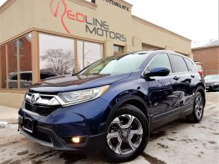 Used 2018 Honda CR-V EX-L w/HondaSense.Leather.Roof.LaneAssist.Radar for sale in Kitchener, ON