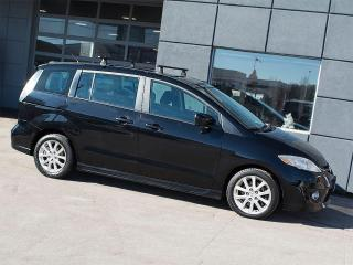 Used 2010 Mazda MAZDA5 6 SEATS|SUNROOF|ALLOYS|ROOF RACK for sale in Toronto, ON