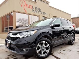 Used 2017 Honda CR-V EX-L AWD.Camera.Roof.Leather.OneOwner.FullyLoaded for sale in Kitchener, ON