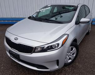 Used 2018 Kia Forte LX *AUTOMATIC* for sale in Kitchener, ON
