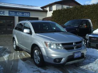 Used 2012 Dodge Journey SXT, V6, FWD for sale in Beaverton, ON