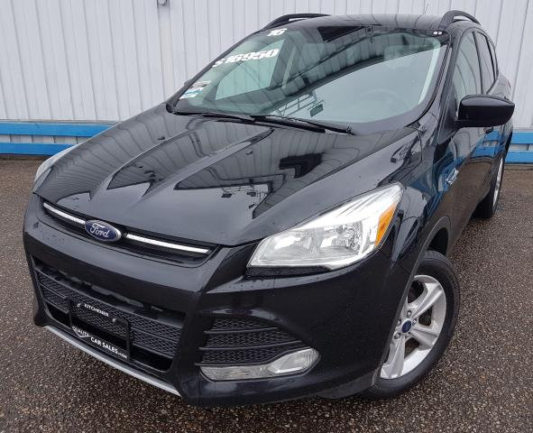 2016 Ford Escape SE 4WD *NAVIGATION*