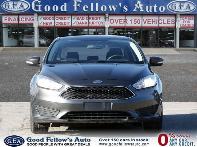 2016 Ford Focus SE SDN, PARKING ASSIST REAR, REARVIEW CAMERA