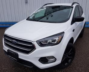 Used 2018 Ford Escape SE 4WD *LEATHER-NAVIGATION* for sale in Kitchener, ON