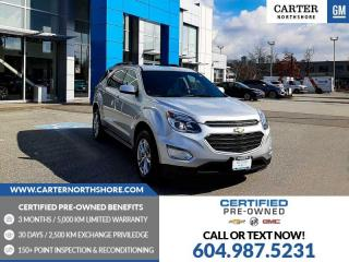 Used 2017 Chevrolet Equinox 1LT *** TRUE NORTH EDITION *** for sale in North Vancouver, BC