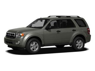 Used 2011 Ford Escape Limited for sale in Burnaby, BC