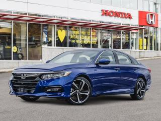 New 2021 Honda Accord Sport 2.0T for sale in Vancouver, BC
