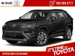 New 2021 Toyota RAV4 LIMITED  for sale in Regina, SK