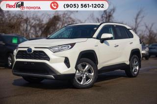 New 2021 Toyota RAV4 Hybrid Limited for sale in Hamilton, ON