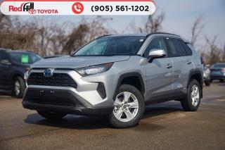 New 2021 Toyota RAV4 Hybrid LE for sale in Hamilton, ON