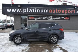 Used 2016 Hyundai Santa Fe Sport 2.4 Luxury HEATED SEATS FRONT AND BACK!! HEATED STEERING WHEEL!! BACK UP CAMERA!! for sale in Saskatoon, SK