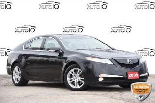 Used 2009 Acura TL NAVIGATION | SUNROOF | LEATHER for sale in Kitchener, ON