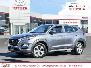 Used 2019 Hyundai Tucson Essential w/Safety Package Essential for sale in Ancaster, ON