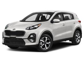 New 2021 Kia Sportage for sale in Milton, ON
