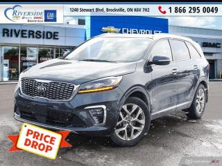 Used 2019 Kia Sorento 3.3L SX for sale in Brockville, ON