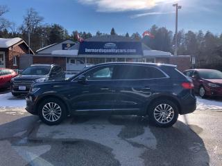 Used 2017 Lincoln MKX Select for sale in Flesherton, ON