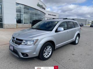 Used 2013 Dodge Journey SXT/Crew FWD 4dr SXT for sale in Chatham, ON