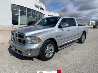Used 2016 RAM 1500 SLT BIG HORN for sale in Chatham, ON