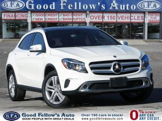 Used 2015 Mercedes-Benz GLA 250 4MATIC, SUNROOF, LEATHER & POWER SEATS, BLIND SPOT for sale in Toronto, ON