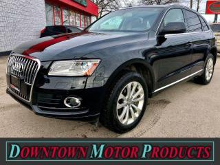 Used 2014 Audi Q5 TECHNIK QUATTRO AWD for sale in London, ON