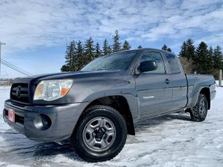 Used 2010 Toyota Tacoma SR5 Access Cab for sale in Guelph, ON