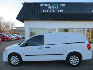 Used 2014 RAM Cargo Van PRISTINE CONDITION,CARGO, SHELVES, DIVIDER, READY for sale in Mississauga, ON