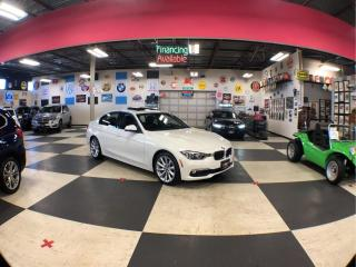 Used 2017 BMW 3 Series 2.0L X DRIVE PREMIUM & NAVI PACKAGE AUTO LEATHER BACKUP CAM SUNROOF 83K for sale in North York, ON