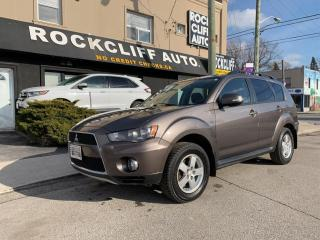 Used 2013 Mitsubishi Outlander 4WD 4dr LS for sale in Scarborough, ON