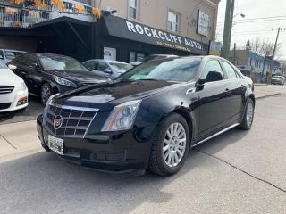 Used 2011 Cadillac CTS Sedan 4dr Sdn 3.0L RWD for sale in Scarborough, ON