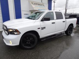 Used 2019 RAM 1500 Express 4x4 Crew, Night Edition, Heated Leather!! for sale in Langley, BC