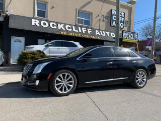 Used 2015 Cadillac XTS 4dr Sdn Luxury AWD for sale in Scarborough, ON