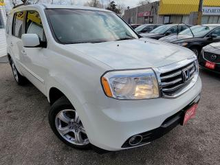 Used 2012 Honda Pilot EX/7PASS/CAMERA/LOADED/ALLOYS for sale in Scarborough, ON