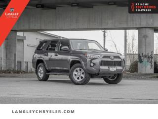 Used 2016 Toyota 4Runner SR5  Locally Driven/ 7 Passenger/ Navi/ Leather for sale in Surrey, BC
