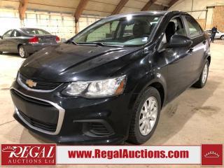 Used 2017 Chevrolet Sonic LT 4D Sedan for sale in Calgary, AB