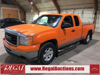 Used 2011 GMC Sierra 1500 SLE 4D EXTENDED CABIN 4WD for sale in Calgary, AB