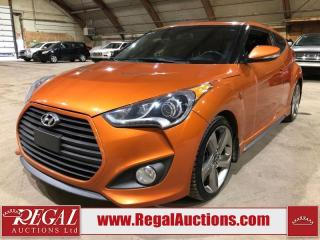 Used 2015 Hyundai Veloster Turbo 2D Coupe for sale in Calgary, AB