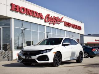 Used 2018 Honda Civic Sport | SUNROOF | LOCAL for sale in Winnipeg, MB