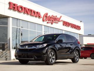 Used 2019 Honda CR-V LX FWD | APPLE CARPLAY | LOCAL | for sale in Winnipeg, MB