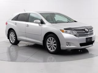 Used 2011 Toyota Venza 4dr Wgn AWD AWD, Accident Free, Leather, 2 Set of Tires and Rims for sale in Winnipeg, MB